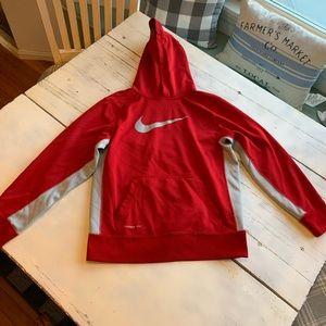 Nike therma- fit sweatshirt